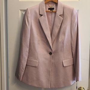 Donna Karan Pink Blazer Womens 14